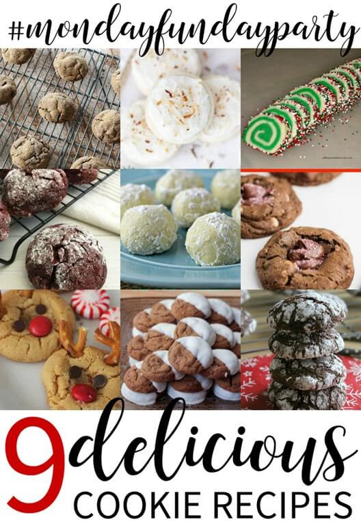 Delicious Christmas Cookie Recipes - That's What {Che} Said...