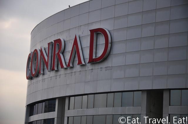 Conrad Hong Kong Logo