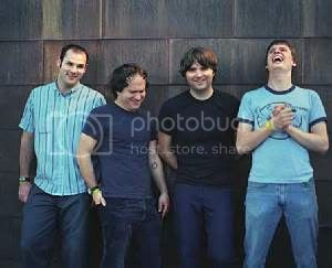 Death Cab For Cutie hit the big time!