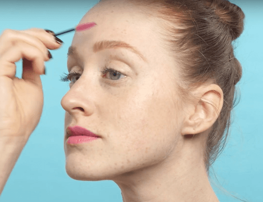 How To Fill in Redhead Eyebrows with a Pencil - 3 Easy Steps