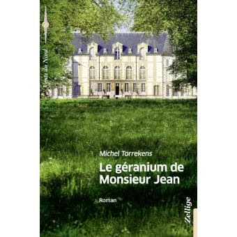 Le géranium de monsieur Jean
