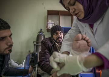 Los rostros del exilio sirio