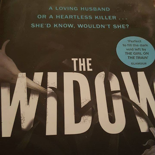 The Widow - Weekly Book Review Week 2 - Shell Louise