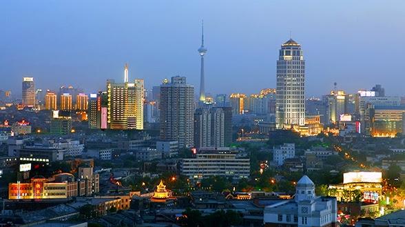 写真:天津市