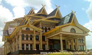 650+ Gambar Rumah Adat Provinsi Riau HD Terbaik