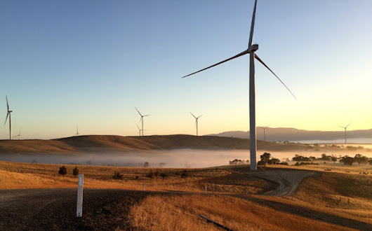 Ararat Wind Farm Fully Operational and Contributing 240MW To Grid