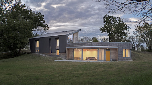 Iowa Nest Residence - Net Zero Energy at Conventional Cost