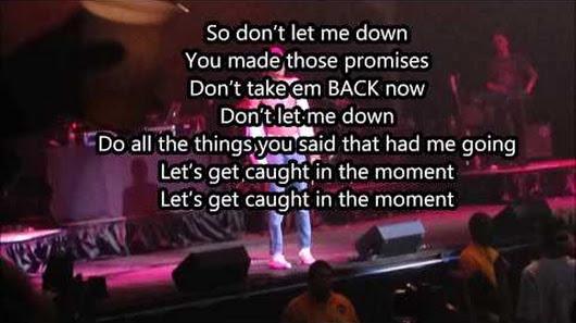 Wiz Khalifa Promises Lyrics