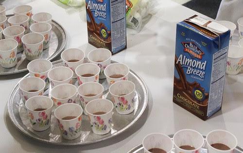 chocolate almond milk-4912
