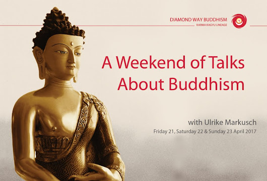 Weekend Course (21-23 April) - Diamond Way Buddhism Hong Kong