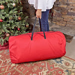 """36"""" Multi-Use Large Holiday Storage Bag - For Garlands, Trees, Lights, Inflatables and More by Christmas Central"""