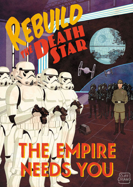 y0Cwf Incredible Star Wars Propaganda Posters