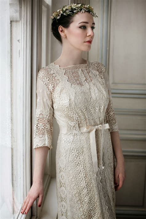 Heavenly Vintage Brides   UK vintage wedding blog: Vintage