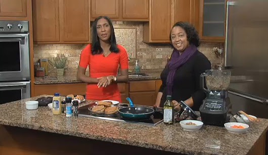 Fox 19 Feature for Beans and Rice Week! - What Bri's Cooking