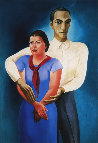 Ficheiro:Almada Negreiros, Duplo retrato, 1934-36, óleo sobre tela, 146 x 101 cm .jpg