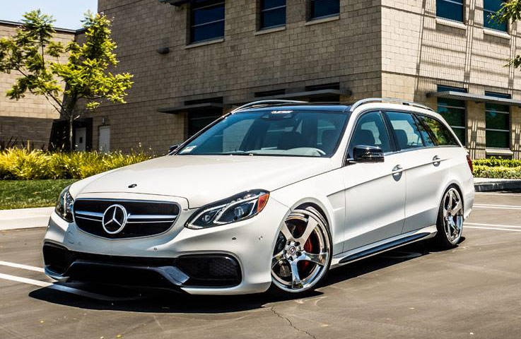 TAG Motorsports Mercedes-Benz E63 AMG Wagon has Our Full ...