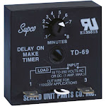 Supco TD69 Time Delay on Make