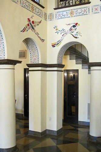 Hotel Seville Lobby 2