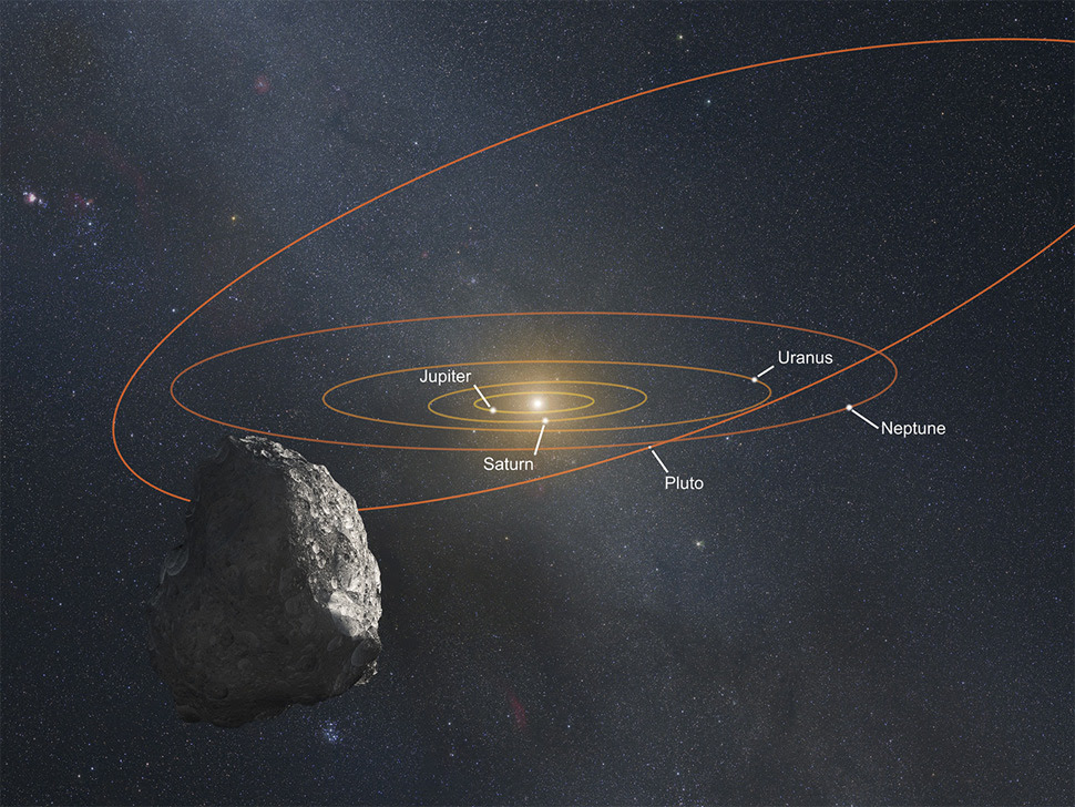 pluto kuiper belt new horizons mission