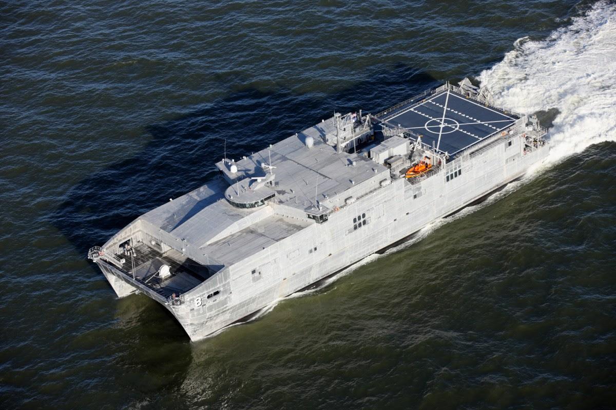 Resultado de imagen para USNS Brunswick (T-EPF 6) + janes