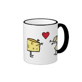 Macaroni and Cheese Mugs