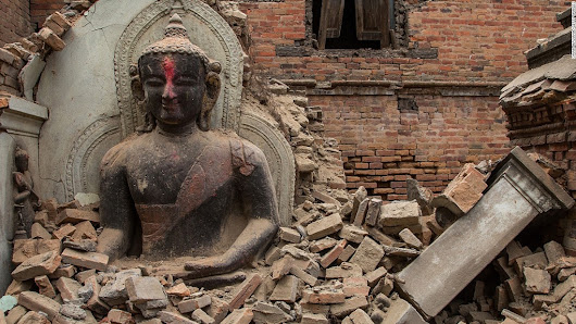 Is The Nepal Earthquake Merely The Prelude To Bigger Disaster?