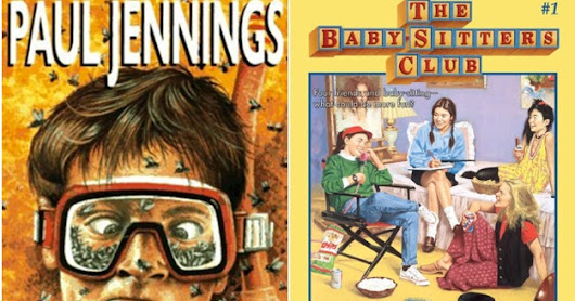 29 Books Every Australian Read In Primary School