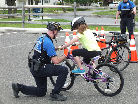 GTPD Community Bulletin: Bike Safety Rodeo May 21, 2016 | Gloucester Township Police Department