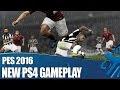 Video Gameplay Roma vs Juventus di PES 2016