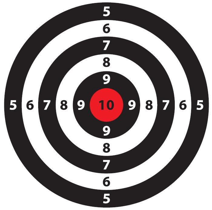 1000+ ideas about Shooting Targets on Pinterest | Target practice ...