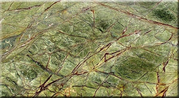 Green Marble Slab : The granite gurus slab sunday rain forest green marble