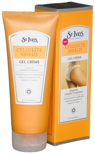 ST IVES CELLULITE SHIELD GEL