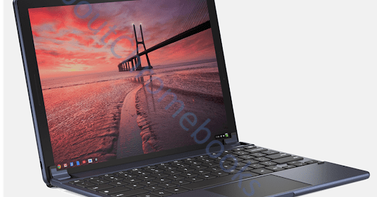 Google's Chrome OS tablet might have been leaked by keyboard maker