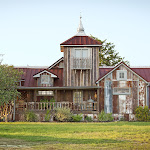 This Rustic Farmhouse Was Built and Decorated Using Almost Entirely Reclaimed Pieces - countryliving.com