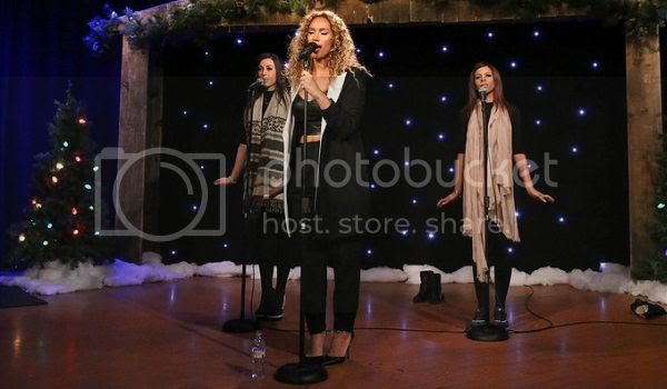 Watch: Leona Lewis performs for 'A Fox & Friends Christmas' + The Today Show...