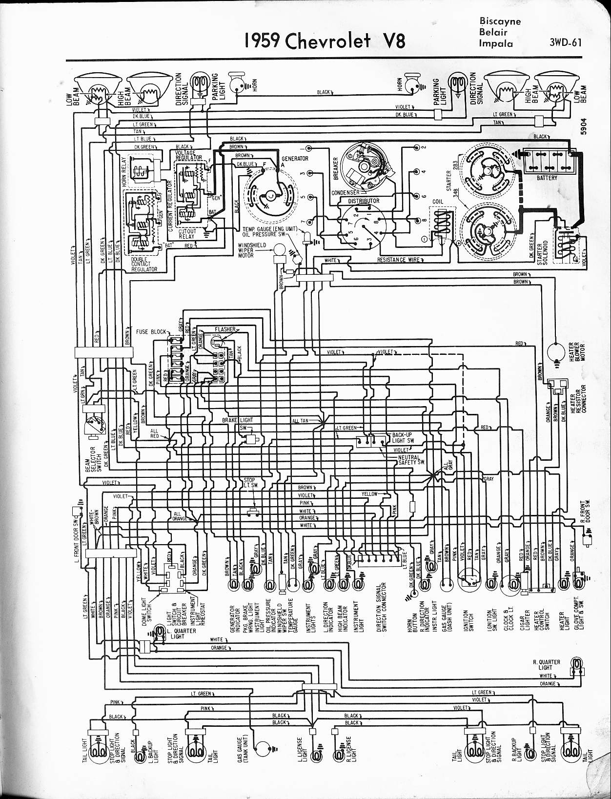 85 Chevy Pickup Wiring Diagram