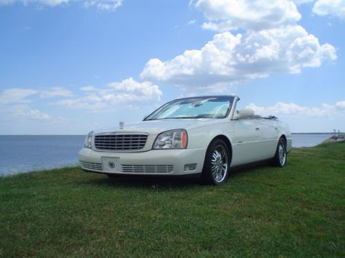 Buy used 2005 CADILLAC DEVILLE CONVERTIBLE CUSTOM BUILT BY ...