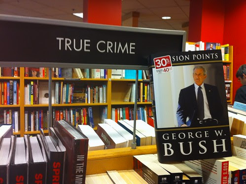 bush true crime