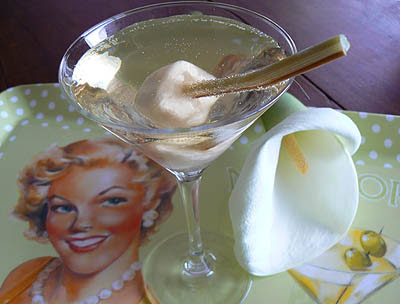 cocktail martini gingembre et sucette.jpg