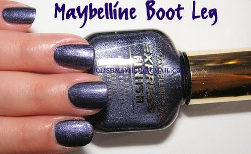 Maybelline Boot Leg