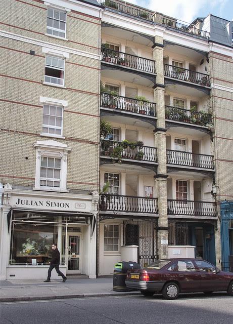 Pimlico Road, London
