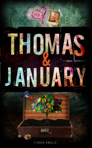 Thomas & January, Book Two in the Sleepless Series by Fisher Amelie