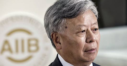 Asia's infrastructure financing gap is a 'problem' of the region's success, says AIIB
