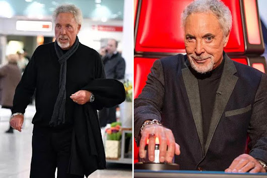 Sir Tom Jones says BBC 'kicked him in the b*****ks' after sacking him on The Voice