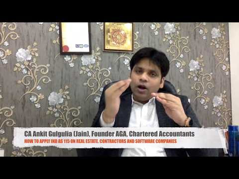 {VIDEO} - Decoding INDAS 115 for Manufacturers, Real Estate & Contractors