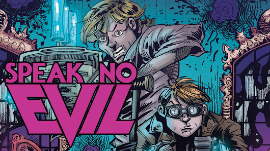 Speak No Evil - Issue #3