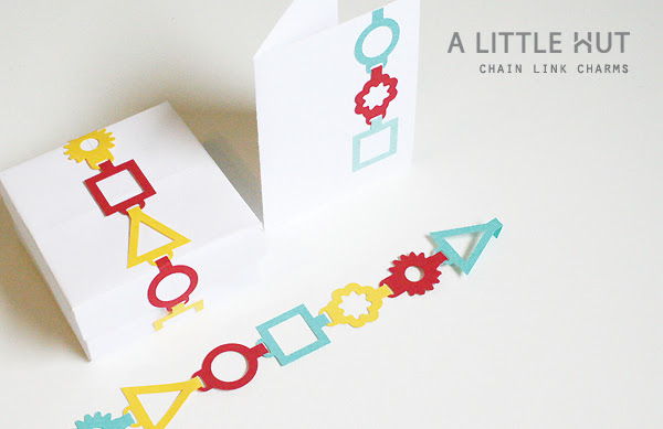 chain link charms