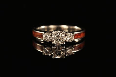 wooden engagement rings   Places to Visit   Pinterest