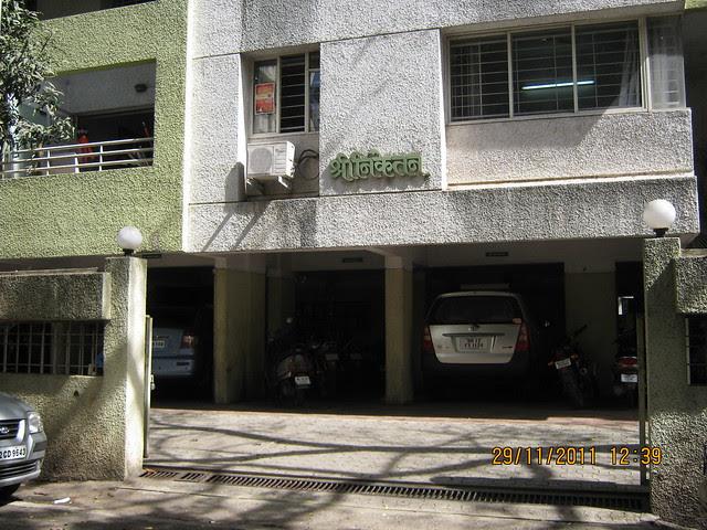 Vastushodh Projects' Office is on the 1st floor of Shriniketan, Sheelavihar, Karve Road, Pune!