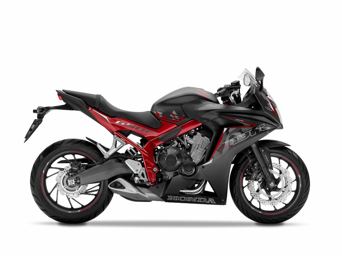 2016 Honda Motorcycl